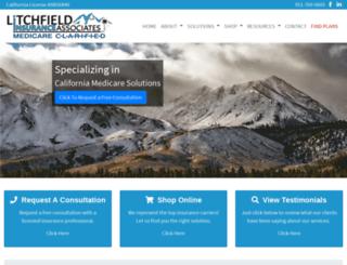 georgelitchfield.com screenshot