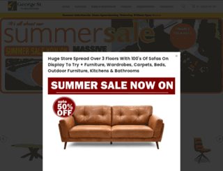 georgestreet.co.uk screenshot