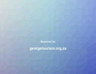 georgetourism.org.za screenshot