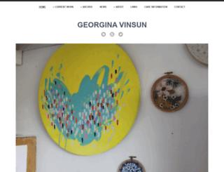 georgiepaint.com screenshot