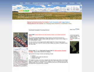 geosage.com screenshot