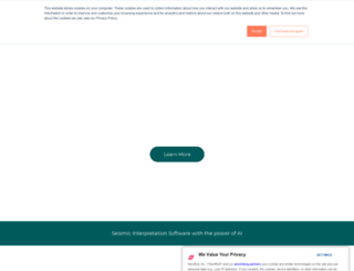geoteric.com screenshot