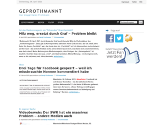 geprothmannt.de screenshot