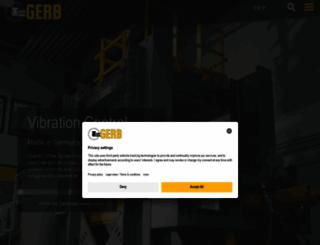 gerb.com screenshot