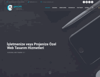 gercekbilisim.com screenshot