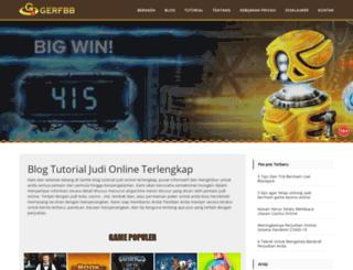 gerfbb.com screenshot