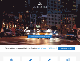 gerlitz.net screenshot