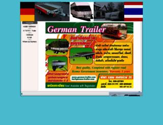 german-trailer.com screenshot