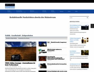 germannews.com screenshot