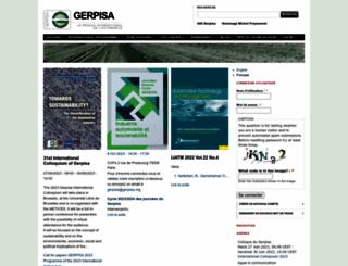 gerpisa.org screenshot