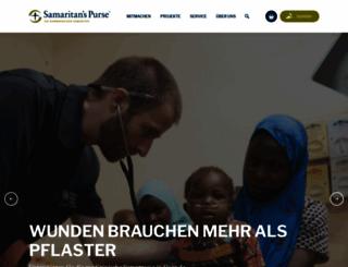 geschenke-der-hoffnung.org screenshot