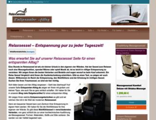 gesundheitstipps-blog.de screenshot