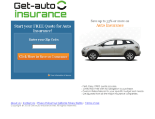 get-auto-insurance.net screenshot