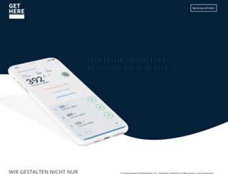 get-here.com screenshot
