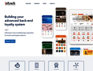 get-intouch.com screenshot