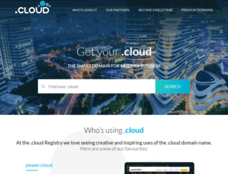 get.cloud screenshot