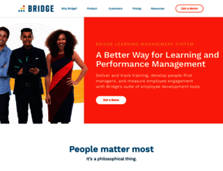 getbridge.com screenshot