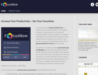 getfocusnow.net screenshot