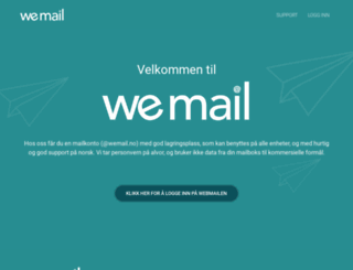 getmail.no screenshot