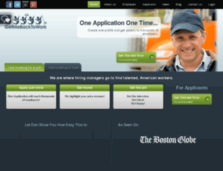 getmebacktowork.com screenshot