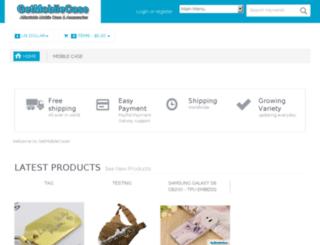 getmobilecase.com screenshot