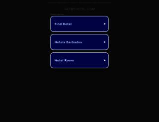 getmyhotel.com screenshot