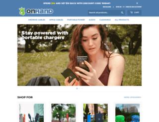 getonhand.com screenshot