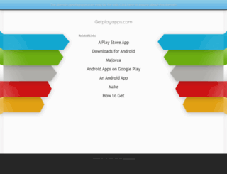 getplayapps.com screenshot