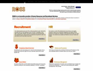 getross.com screenshot