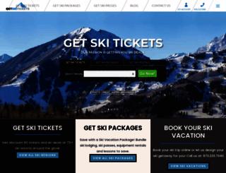 getskitickets.com screenshot