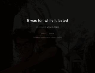 getspoonr.com screenshot