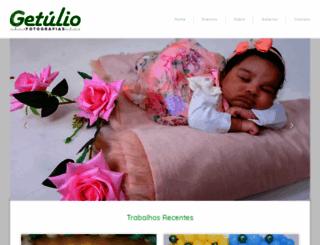 getuliofotografias.com.br screenshot
