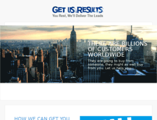 getusresults.com screenshot