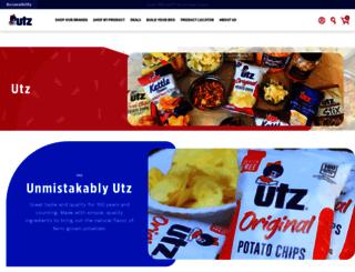 getutz.com screenshot
