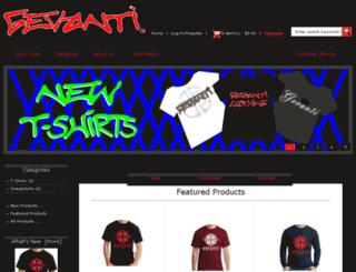 gevanti.com screenshot