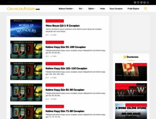 gevezeadam.com screenshot