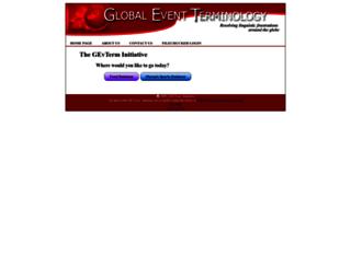 gevterm.net screenshot