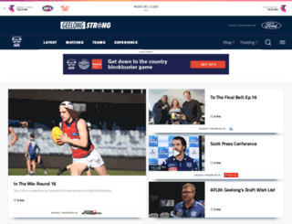 gfc.com.au screenshot