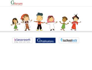gforum.in screenshot