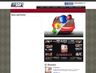 gfsoftindo.com screenshot