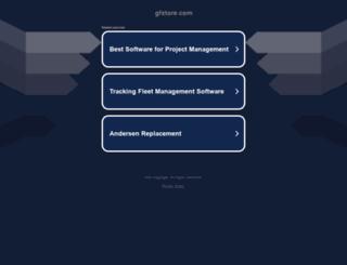 gfxtore.com screenshot