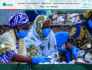 gggi.org screenshot