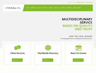 ggi.com screenshot