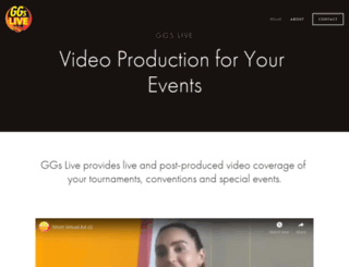 ggslive.com screenshot