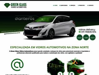 ggvidrosautomotivos.com.br screenshot