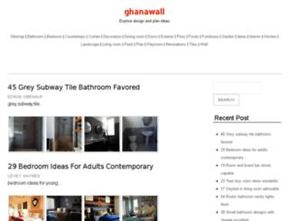 ghanawall.com screenshot
