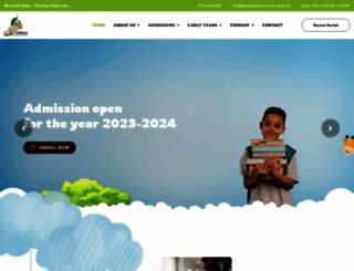 gherasschool.com screenshot