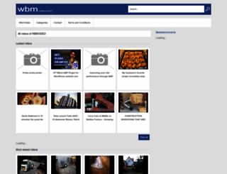 ghi.wbmvideo.com screenshot