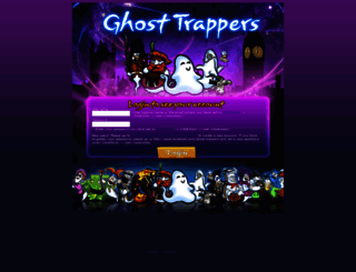 ghost-trappers.com screenshot