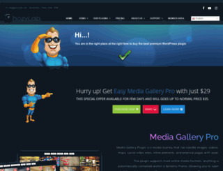 ghozylab.com screenshot